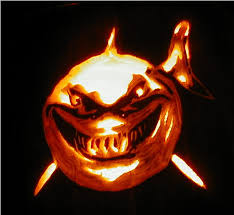 Easy Shark Pumpkin Carving by Noel U0027s 2003 Pumpkins