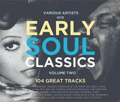 Early Soul Classics Vol 2 Various Artists PRESTIGE ELITE RECORDS