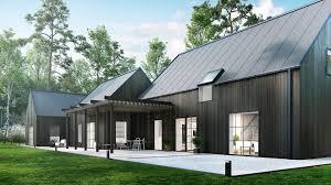 100 Unique House Architecture ArtStation With A Dark Wooden Facade VISCATO