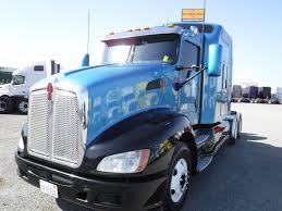 USED 2010 KENWORTH T660 SLEEPER FOR SALE IN CA #1326