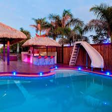 Backyard Water Slides For Pools