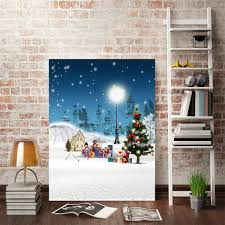 Full Drill 5d Diamond Painting Cross Stitch Home Decor Merry Christmas DIY