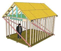 How To Build A Shed House by 25 Best Shed Plans 12x16 Ideas On Pinterest Shed Plans Diy