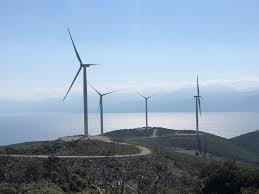 100 Windmill.com High Wind GEs First Greek Wind Farm Stretches From Sea To