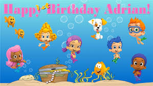 Bubble Guppies Bathroom Decor by Bubble Guppies Custom Personalized Vinyl And 50 Similar Items