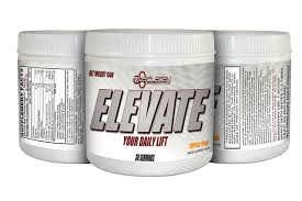 Elevate Tropical Punch Flavored Fat Annihilating Energy And Weight Loss Drink