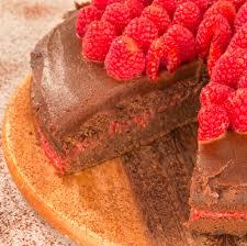 schoko himbeer kuchen ohne zucker