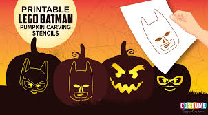 Batman Pumpkin Carving Patterns by Fun And Free Printable Themed Pumpkin Carving Stencils U2014 All For