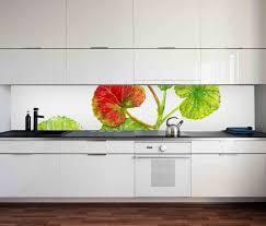 aufkleber küchenrückwand rosa blume garten pflanze grün küche folie selbstklebend dekofolie fliesen möbelfolie spritzschutz 22c216 wandtattoos und