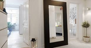Decorating Tips With Leaning Mirrors