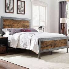Industrial Bedroom Furniture Bellacor Throughout Remodel 0