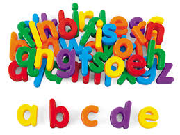 Magnetic Letters Lowercase at Lakeshore Learning