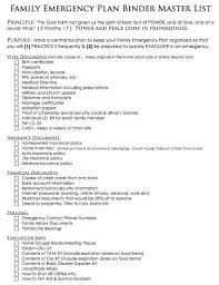 Home Safety Plan Template Lovely 129 Best Emergency Family