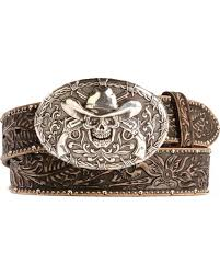 tony lama ghost of tombstone leather belt reg u0026 big sheplers