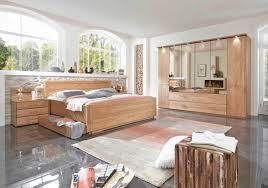 schlafzimmer wiemann lido erle teilmassiv mit bettschubkästen