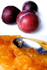 1 recette de confiture confiture de prunes au rhum brun et à la