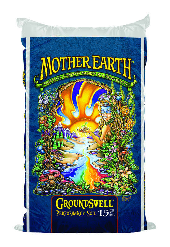Mother Earth Groundswell Potting Soil 1.5 Cu. ft.