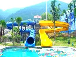 Used Pool Slides For Sale Swimming With Slide Pools In