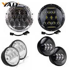 aliexpress buy yait 7 harley daymaker led headlight 4 5inch