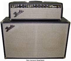 Fender 2x10 Guitar Cabinet by Fender Blackface Bandmaster U2013 Ampwares