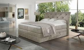 luxus schlafzimmer bett polster chesterfield boxspring luxus doppel hotel betten