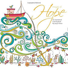 Images Of Hope An Inspirational Coloring Book