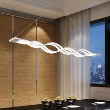 z moderne kreative led acryl restaurant deckenventilator mode design kunst le esszimmer kronleuchter bar deckenleuchte