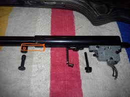 Pillar Bedding Kit by Free Floating And Pillar Bedding A Marlin Rifle Suggestions