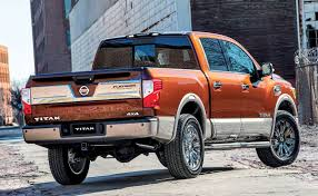 100 Nissan Titan Truck S Radical Strategy For The Pickup