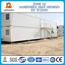 100 Conex Cabin Hot Item 20FT Portable For Dormitory