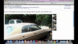 100 Craigslist Cars And Trucks For Sale Houston Tx Ft Hood Texas Used And Available Locally In