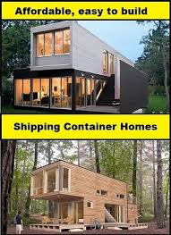 104 Building A Home From A Shipping Container Build Stunning Nd Save Loads More Nd More People Re Discovering The House House Plans