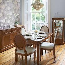 John Lewis Hemingway 4 6 Seater Extending Dining Table Room