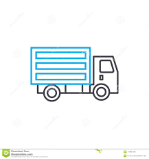 Small Truck Vector Thin Line Stroke Icon. Small Truck Outline ... Simple Outline Trucks Icons Vector Download Free Art Stock Phostock Garbage Truck Icon Illustration Of Truck Outline Icon Kchungtw 120047288 Dump Royalty Image Semi On White Background F150 Crew Cab Aliceme Isometric Idigme Drawing 14 Fire Rcuedeskme Lorry Line Logo Linear