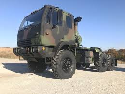 1998 Stewart & Stevenson M1088 5 Ton Military Semi Truck - Midwest ... 5 Ton Military Truck Bobbed 4x4 Fully Auto Power Steering Coolest Vehicles Ever Listed On Ebay Page 10 Bmy M925a2 Cargo Truck With Winch Midwest What Hapened To The 7 Ton Pirate4x4com And Offroad Forum M923a2 Turbo Diesel 6x6 5ton Truck Those Guys M929 6x6 Dump Army Vehicle Youtube Scheid Diesel Extravaganza 2016 Outlaw Super Series Drag M939 5ton Addon Gta5modscom Am General M813a1 66 Vehicles For Harold A Skaarup Author Of Shelldrake Page Gr Big Customs Sundance Equipment