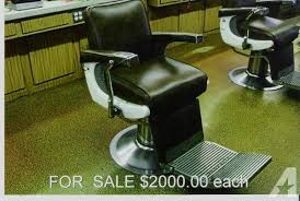 Koken Barber Chairs St Louis by Belmont Barber Chair Classifieds Buy U0026 Sell Belmont Barber Chair