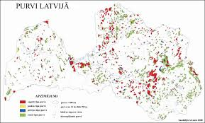 100 Where Is Latvia Located Bogs Peat