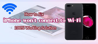 How to fix your iPhone wont connect to wifi Solved