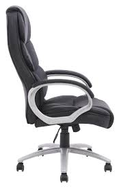 The Black Pu Leather High Back Office Chair Is Also A Product Of Category Low Price Performance For Under 80