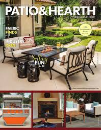 Carls Patio Furniture Boca Raton by Patio U0026 Hearth Product Report July August 2016 By Peninsula Media