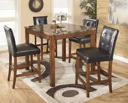 Ashley Theo 5pc Pub Set