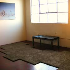 simply seamless carpet tiles the softest cool w pad self