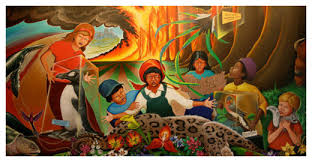 Denver International Airport Murals Removed by Creepiest Airport In The World U2013 Denver International Airport