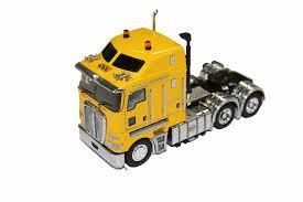 100 Toy Kenworth Trucks Truck Model K200 Yellow
