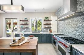 the ultimate kitchen trend the statement backsplash