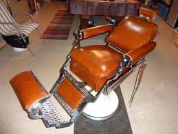 Craigslist Barber Chairs Antique by 75 Emil J Paidar Barber Chair 1959 All Categories Rusty