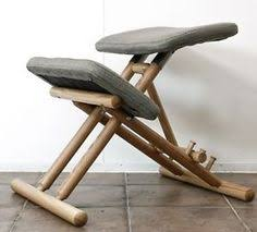 Balans Kneeling Chair Australia by Wooden Kneeling Chair Ergonomy Great Chair From Your Friends At