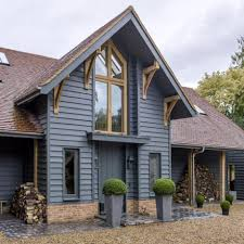 100 Barn Conversion Be Inspired By This Elegant Yet Rustic Oxfordshire Newbuild