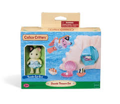 Amazon.com: Calico Critters Seaside Treasure Set: Toys & Games Calico Critters Bathroom Spirit Decoration Amazoncom Ice Skating Friends Toys Games Rare Sylvian Families Sheep Toy Family Tired Cream Truck Usa Canada Action Figure Sylvian Families Soft Serve Shop Goat Durable Service Ellwoods Elephant Family With Baby Lil Woodzeez Honeysuckle Street Treats Food 2 Ebay Hopscotch Rabbit 23 Cheap Play Find Deals On Line Supermarket Cc1462 Holiday List Spine Tibs New Secret Island Playset Van Review Youtube