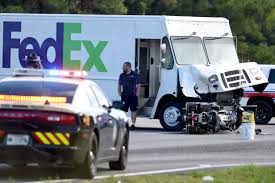 Photos: PHOTO GALLERY: Wreck Between A Motorcycle And A FedEx Truck ... Fedex Truck Accident Yesterday Pnicecom Woman Killed In Fort Worth Tx While Involved Wreck What To Do If Youve Been Hit By A Fedex Bgener Mirejovsky Driver Killed After Plunges Off Bridge Nbc 5 Dallas Nys Thruway Traffic Alert Eastbound Near Utica Slowed Due Several Injured Crash Volving Truck Gallery Of Pictures Delivery Strikes Southside Home Hror As Train Cuts Fed Ex Half After Smashing Into It Driver Deemed Responsible For A That 10 Tractor Trailer Plunges Off Highway Bridge Arkansas Wgntv 1 Car And Crash Otay Mesa Times San